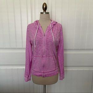 PINK Victoria's Secret Purple Orchid Sweatshirt
